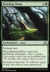 weirding-wood